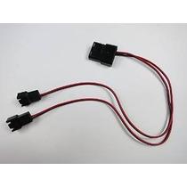 4 Pin Molex De 2 X 3 Pin Caso Masculino Ordenador Conector Y