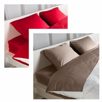 Juego De Sábanas Individuales Ikea Varios Colores Gaspa