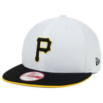 New Era Piratas Pittsburgh Mlb Gorra White Diamond Ajust Nva