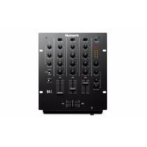3 Channel Dj Mixer Numark M4