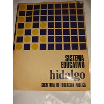 Libro Sistema Educativo Hidalgo