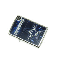 Zo28594 Zippo Cowboys De Dallas Encendedor Tradicional