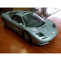1993 Mclaren F1 Silver 1/18