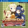 Sorcery Saga Limited Edition Play Station Vita