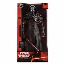 The Force Awakens Kylo Ren Luces Y Sonidos 37 Cm Disney
