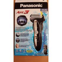 Rasuradora Eléctrica Recargable Panasonic 3 Cuchillas St25 S
