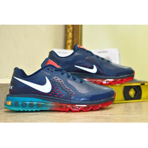 Nike Air Max Valvula 2015 Running Correr Suspencion Airmax