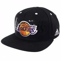 Gorra Bascketball Nba Lakers De La Para Hombre Adidas S24796