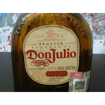 Tequila Don Julio Reposado 750ml Botella Vacia - Changoosx