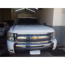 Blindada Chevrolet Cheyenne 2011 Nivel 4plus Tps