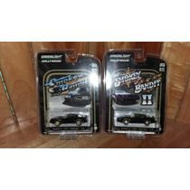 Greenlight Smokey And The Bandit Pontiac 1977 Y 1980 Set
