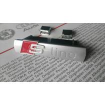 Emblema Parrilla Audi Sline A4 A4l A5 A6l S3
