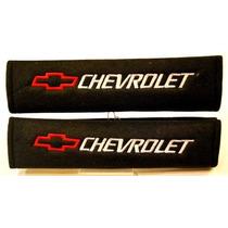 Chevrolet Asiento Hombrera Cinturón Logo De Una Red Par