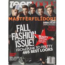 One Direction Zayn Malik 1d Teen Vogue Septiembre 2013