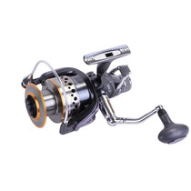 Carrete Pescar Seaside Ct4000 (10 - 15 Lb), Con Bait Runner