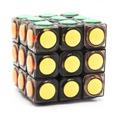 Cubo Rubik Moyu Linggan 3x3 Competencia Velocidad Lubricado