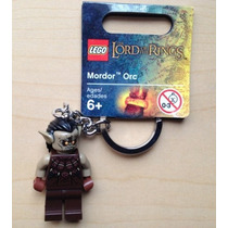 Llavero Orco Mordor Lord Of The Rings Lego Ugo