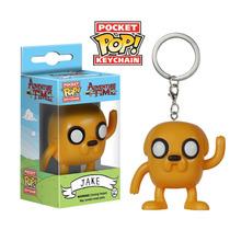 Funko Pop Llavero Jake Adventure Time Hora De Aventura Vinyl