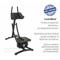 Ejercitador Abdominal Coaster Ab Sixpack Nordika Original