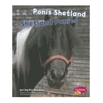 Libro Ponis Shetland/shetland Ponies, Erin Monahan