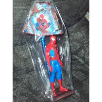 Lampara De Spiderman Winnie Pooh Frozen Cars Peppa Minions