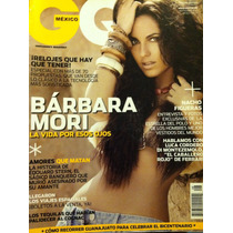 Barbara Mori Revista Gq