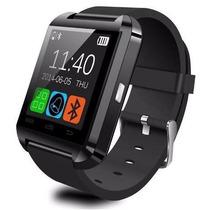 Reloj Smartwatch U8 Color Negro Htc Samsung Motorola Sony Lg