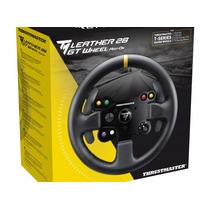 Volante Tm Leather 28 Gt Wheel Para Ps3/ Ps4/ Xbox One/ Pc