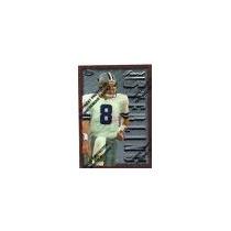 Troy Aikman Topps Finest 96 Cowboys Rnt