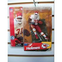 Priest Holmes Kansas City Chiefs Nfl Mcfarlane Toys
