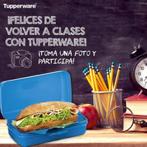 Tupperware Torta Lunch