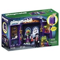 Playmobil Haunted House Juego Kit Box Edificio