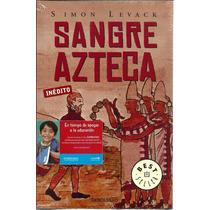 Sangre Azteca Simon Levack