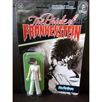 Reaction Figures Bride Of Frankenstein Universal Monsters