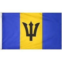 Bandera De Barbados 150x90cm Banderas Del Mundo Y Temáticas