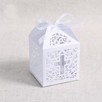 Cajas Para Dulces Para Recuerdo De Papel Cruz