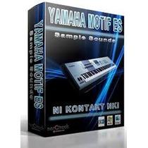 Samples Yamaha Motif Es-8 Kontakt Descarga Online O Fisico