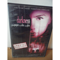 Darkness Movie Import Dvd Pelicula Terror Anna Paquin Horror