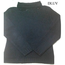Blusa Dama Tipo Sweater Dluv~ #898