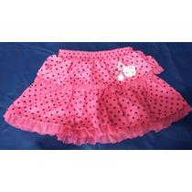Mini Falda Rosa Hello Kitty Talla 10/12 L