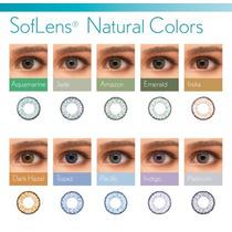 Soflens Starcolors 2 (caja Con 2 Lentes De Contacto)