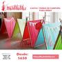 Tienda - Casita De Campaña Para Niños - Tent Infantil - Tipi