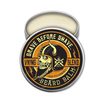 Balsamo Cera Para Barba Grave Before Shave Viking Blend