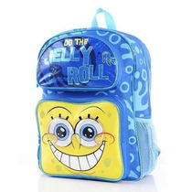 Mochila Bob Esponja Mochila Do The Jelly Roll