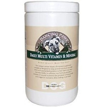 Suplemento Dancing Paws Canine Multi Vitamin, 180-count