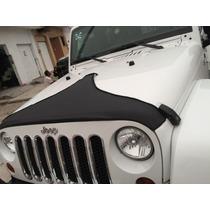 Antifaz Cofre Para Jeep Sahara 2008 Al 2015 Bordado Wrangler
