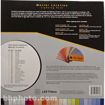 Kit 36 Filtros Lee Master Location Filter Cto Ctb Nd 1/4 1/2
