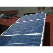 Panel Energía Solar Fotovoltaica 1 Kw Interconexión A Cfe
