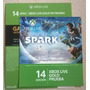 28 Dias Xbox Live Gold Casi Un Mes De Membresía Tarjeta Xbox