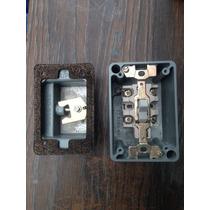 Interruptor De Arranque Manual Square D 30 Amp